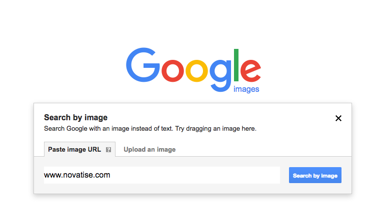 google image reversal search
